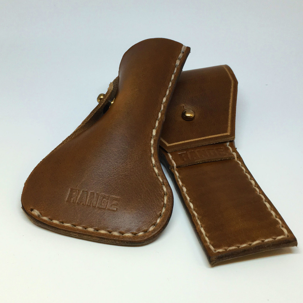 range leather razor cover