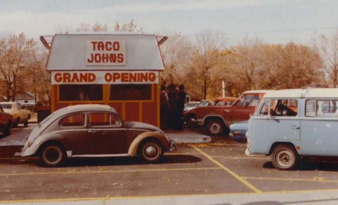 Wyoming: the humble beginnings of Taco John's