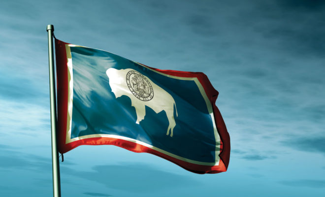 Happy 100th Anniversary to Wyoming's State Flag